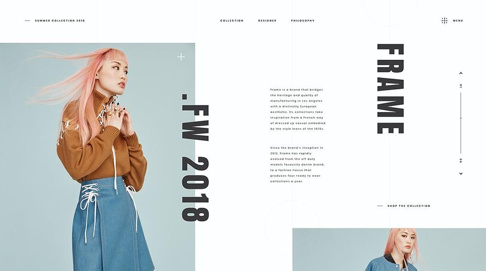 20个网页头图Banner的创意图文排版设计!