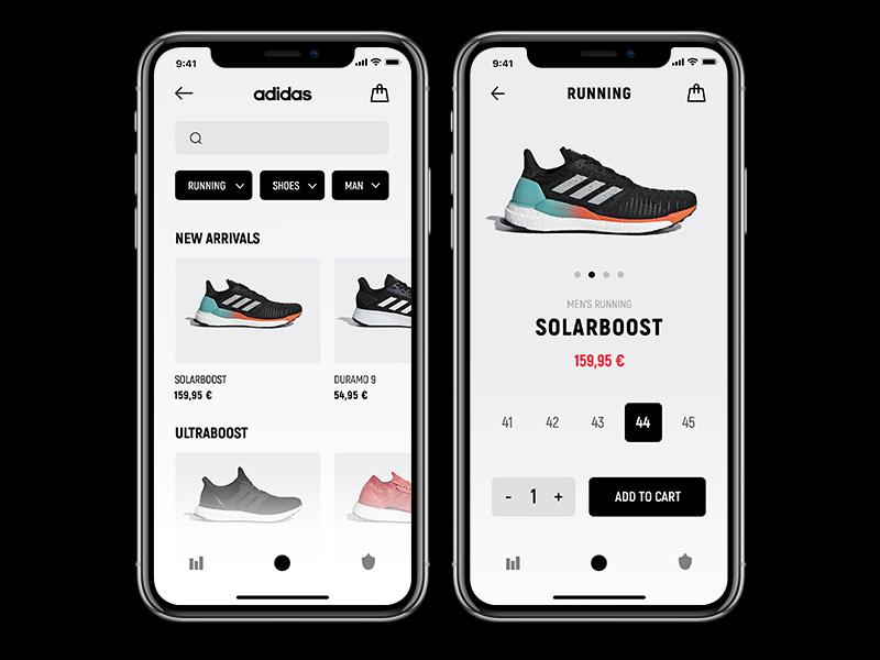 运动鞋品牌如何在App中展示产品?