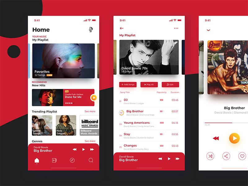 12款极具格调的音乐播放器App