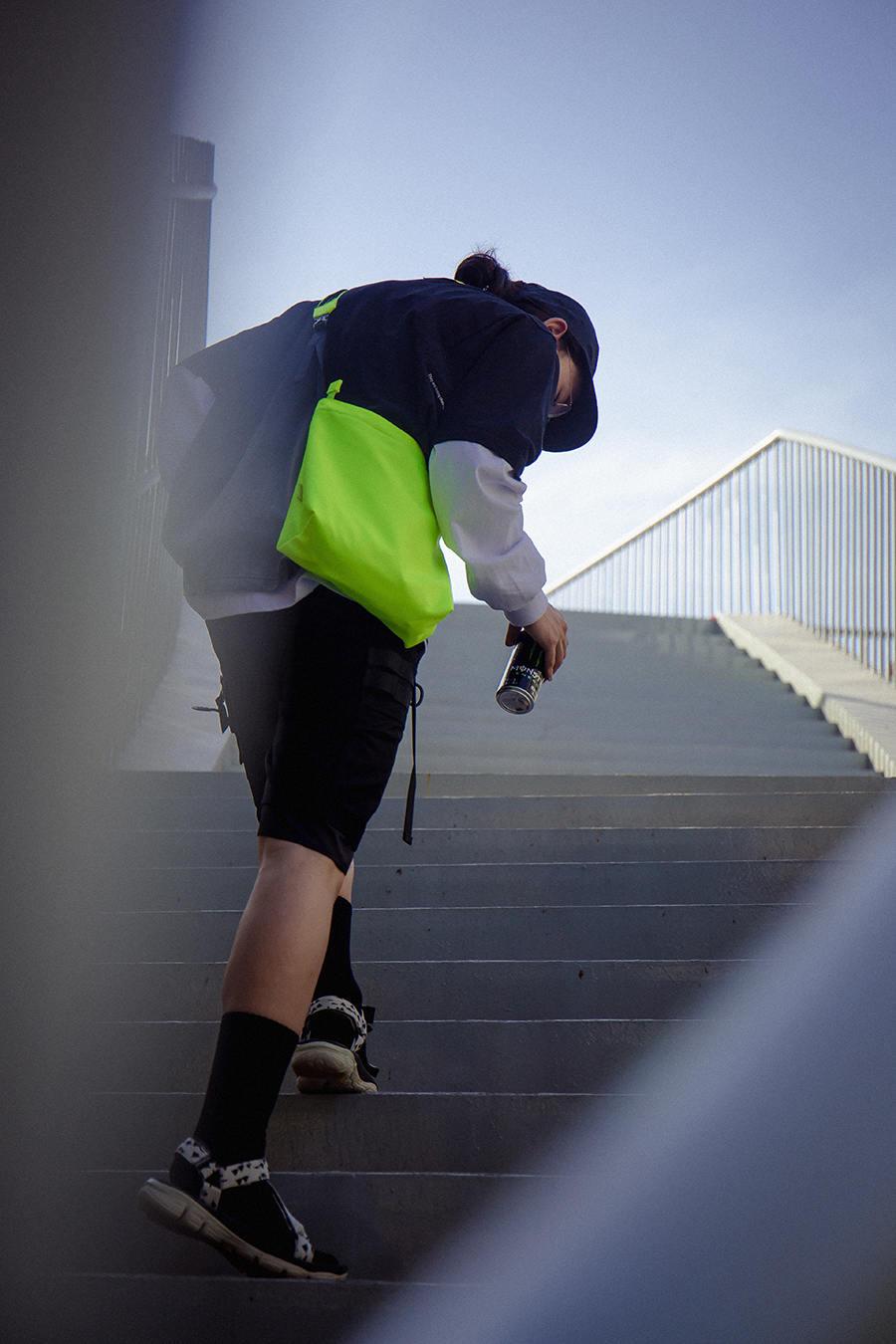 青春活力!行走的少年感