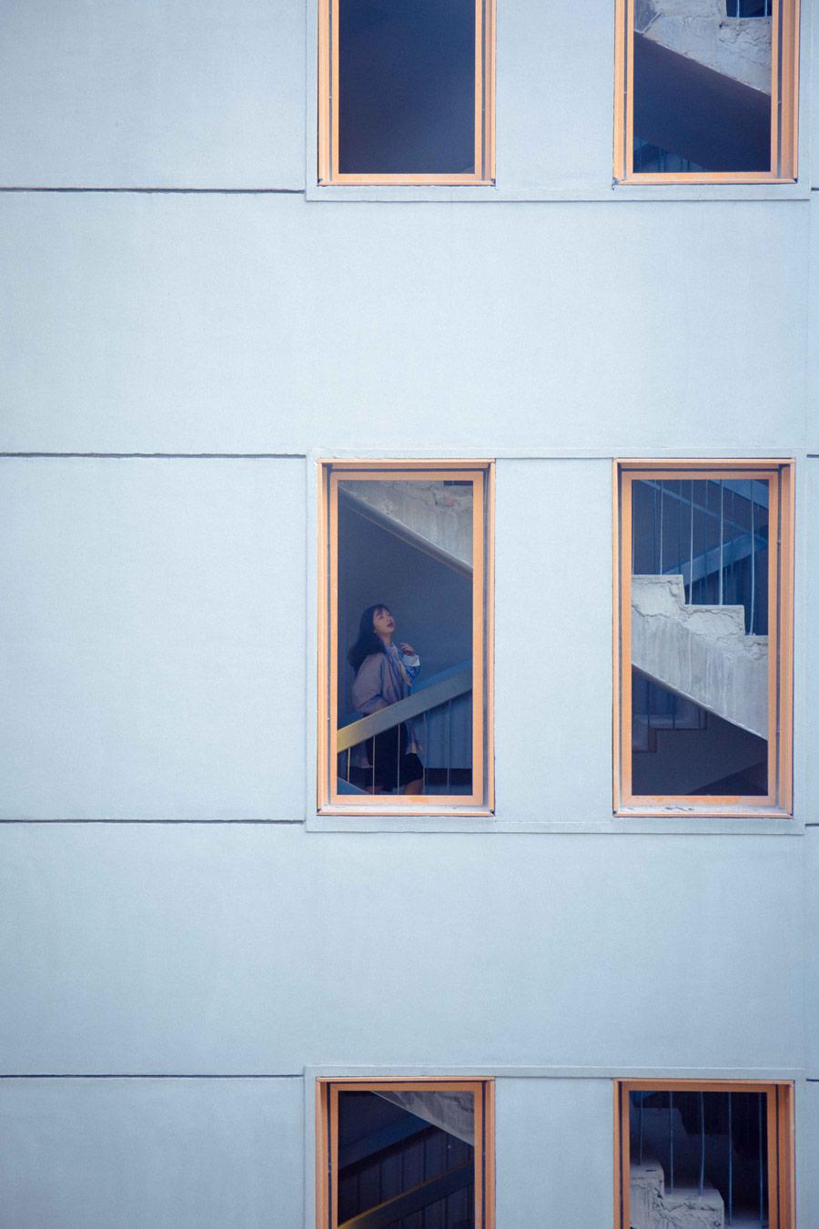 设计师风格!窗台边的微光