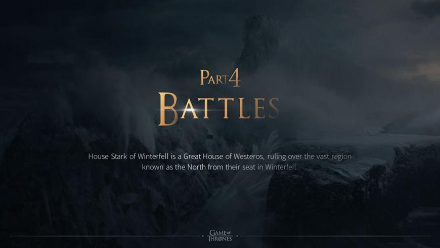 资源分享!送给每一位权力的游戏粉丝的免费PPT模板