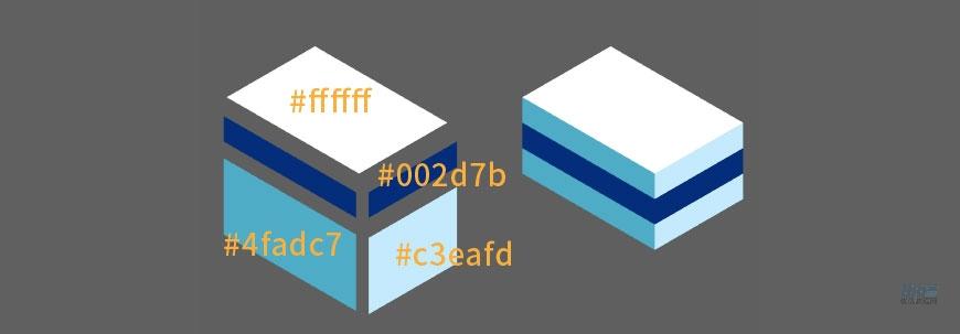 AI+PS教程!教你绘制2.5D互联运输场景插画