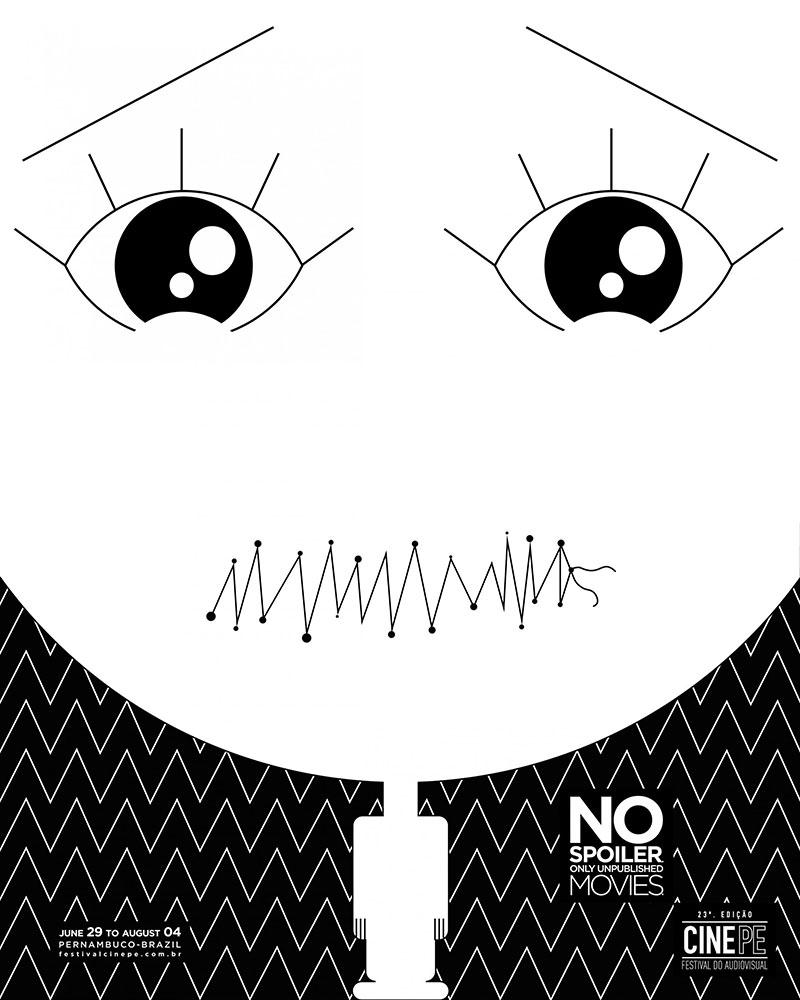 CINE PE电影节海报设计