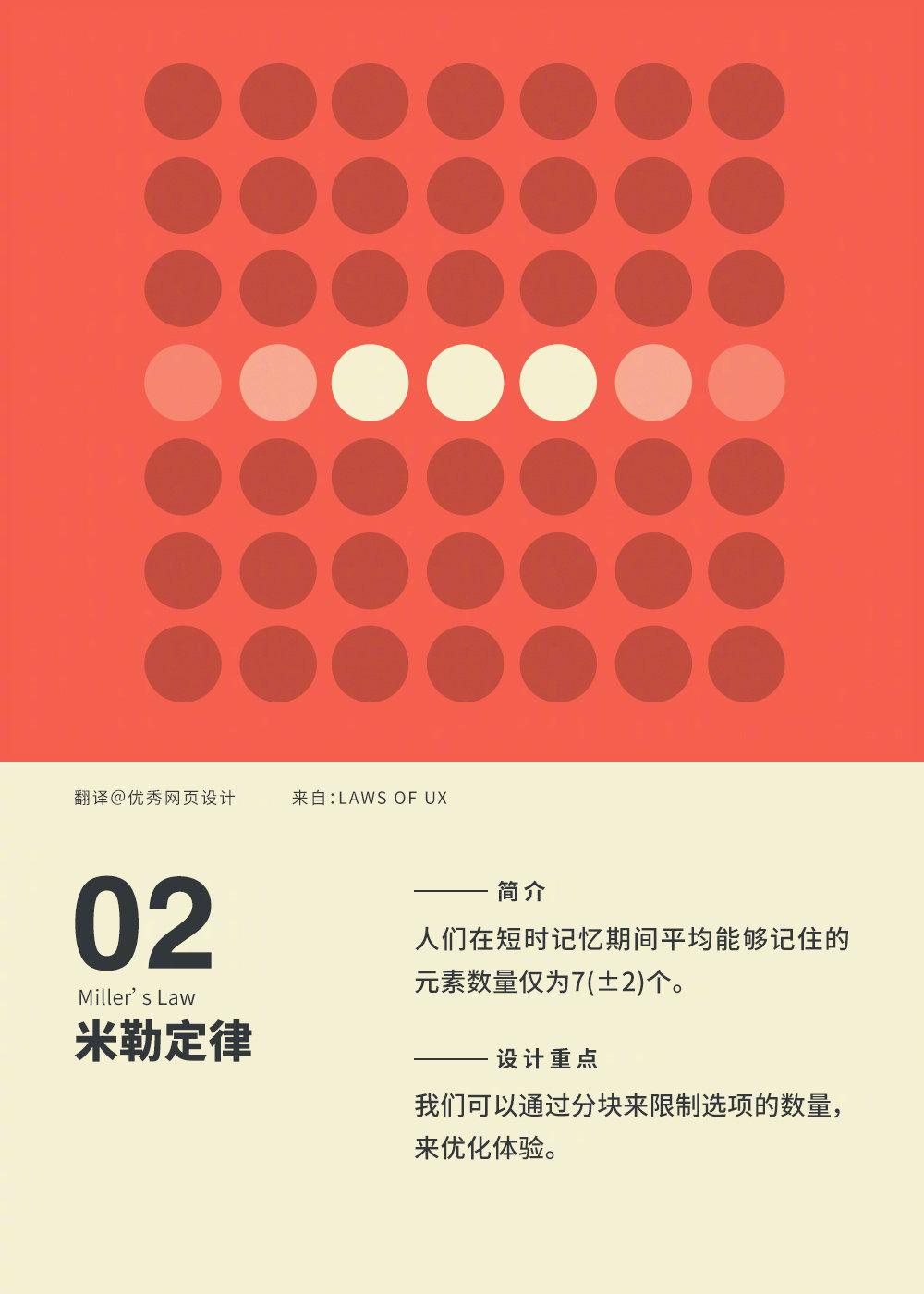 设计师必须要了解的9个基础设计法则(上)