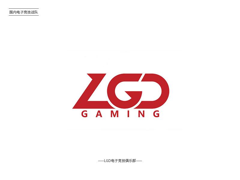 电子竞技!24款电竞战队Logo设计
