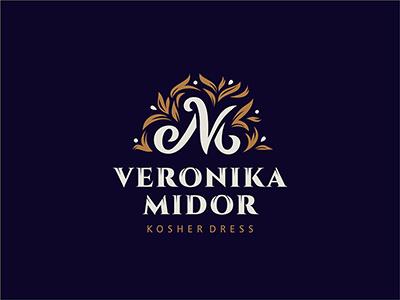 霓裳羽衣!20款裙衫元素Logo设计