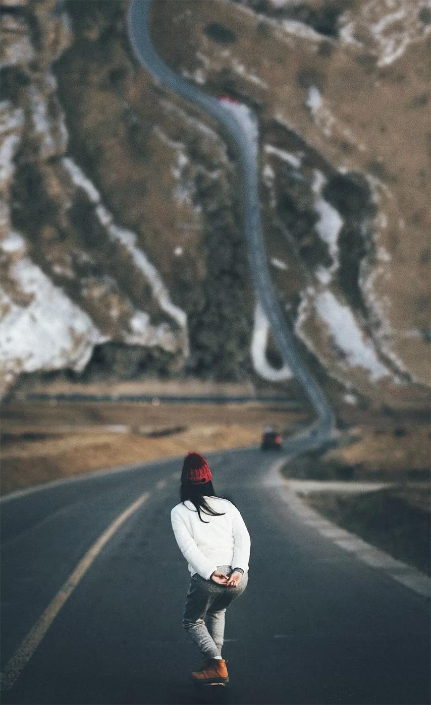 PS教程!旅途中的超现实道路合成技巧,让你的朋友圈被赞爆