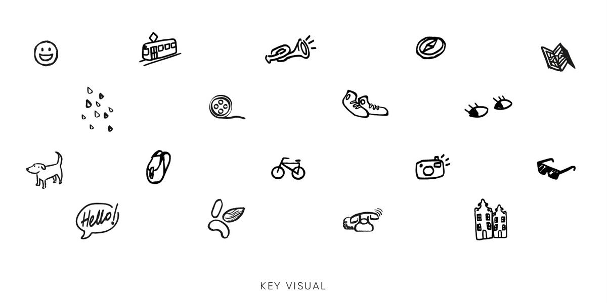 充满活力的公益性组织VI设计