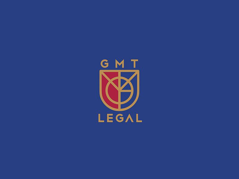 公平正义!38款法律元素Logo设计