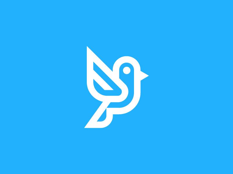 化繁为简!48款极简扁平Logo设计