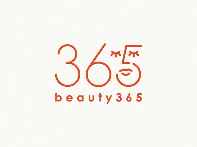 终身美丽!50款美容护肤Logo设计
