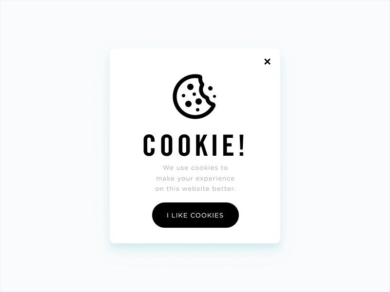 POP UP!一组弹框页面设计灵感