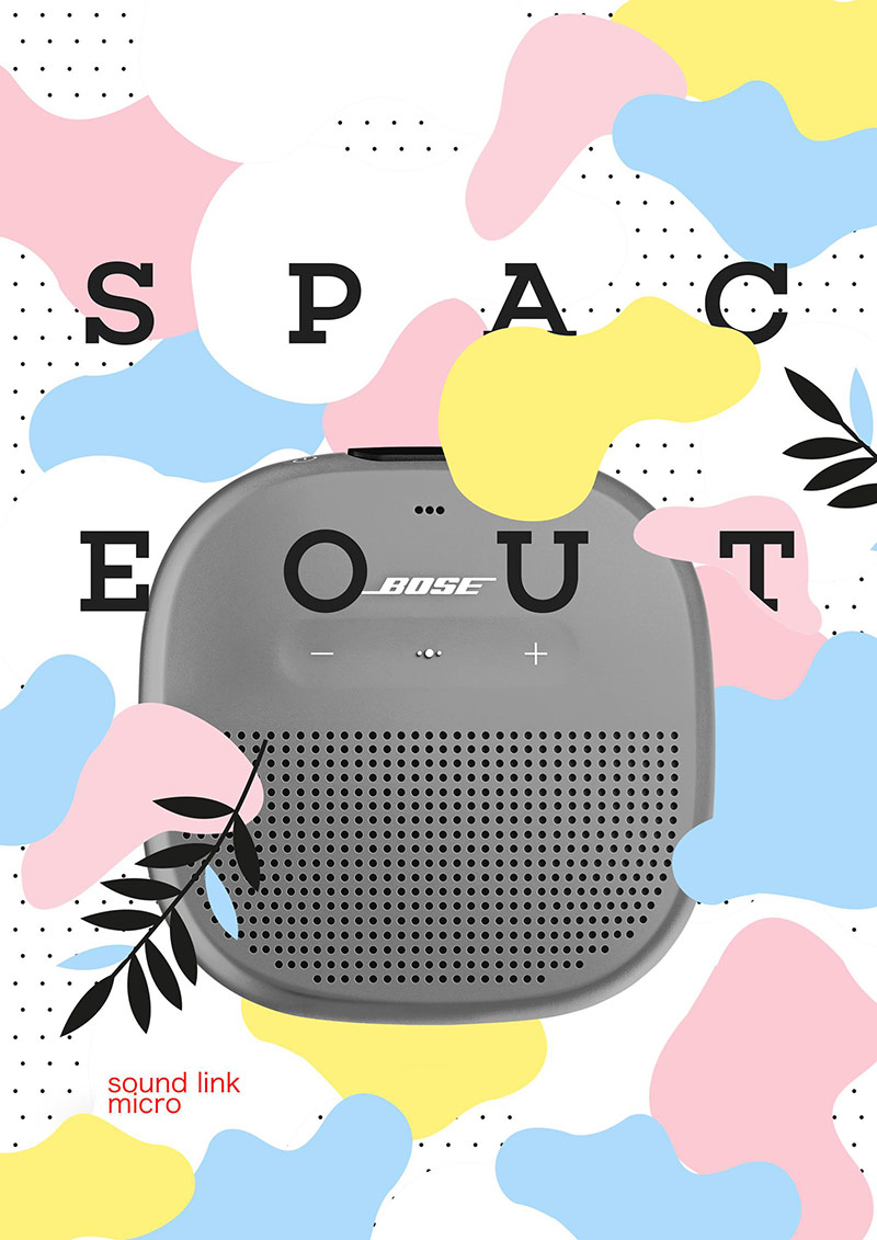 耳机广告能玩出什么花样?