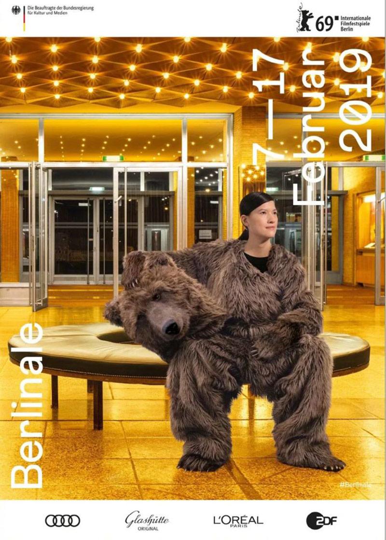 以熊为题!12款柏林电影节海报 