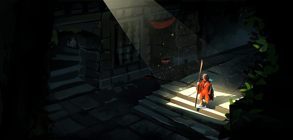 14款概念游戏插画灵感