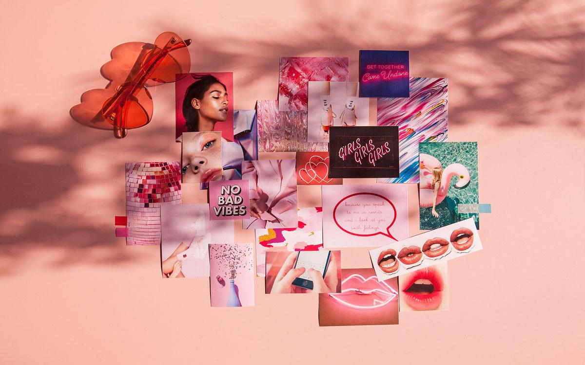 时尚有趣的少女心!彩妆品牌包装设计