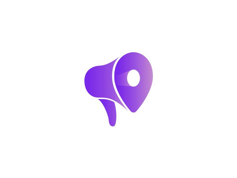 Map pin!38款地图针元素Logo设计