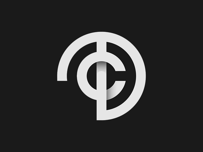 光盘光碟!16款CD元素Logo设计