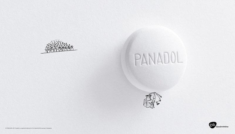 药物产品海报还能这么有趣?