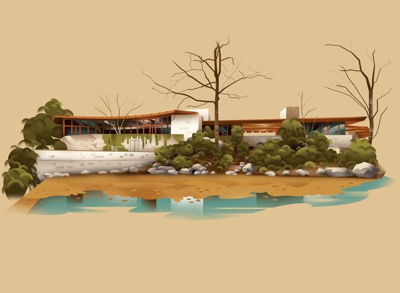空间感十足!12款建筑艺术设计
