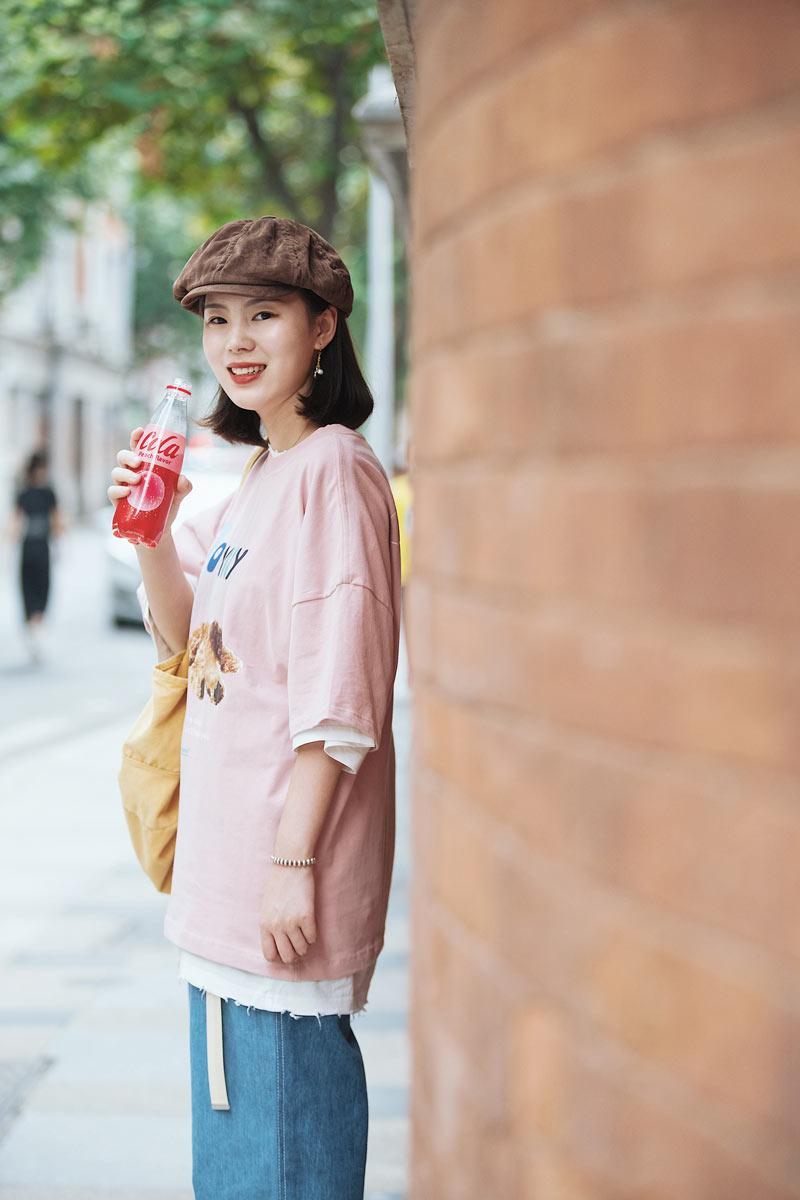 粉红女孩!雪顶草莓甜茶