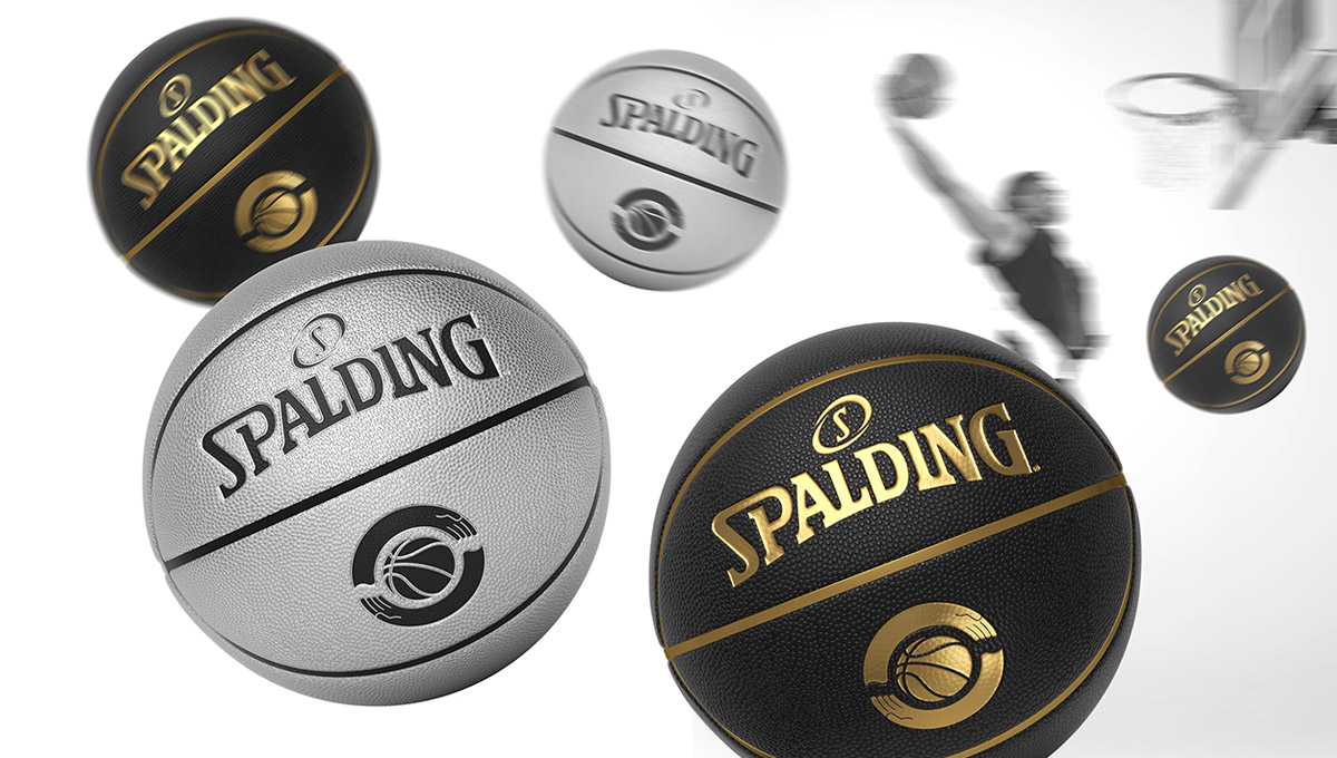 文化融入logo!篮球赛事VI设计