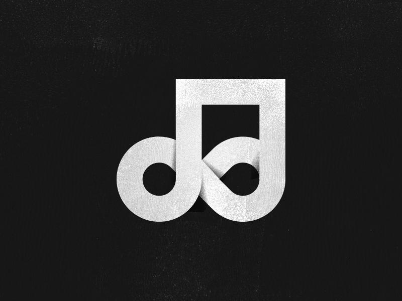 动感跳跃!26款音符元素Logo设计