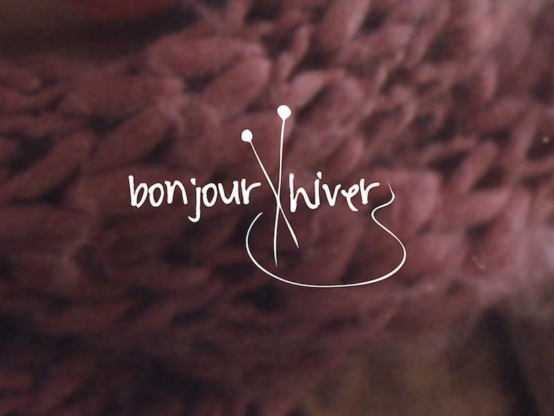 纺织温暖!15款毛线元素Logo设计
