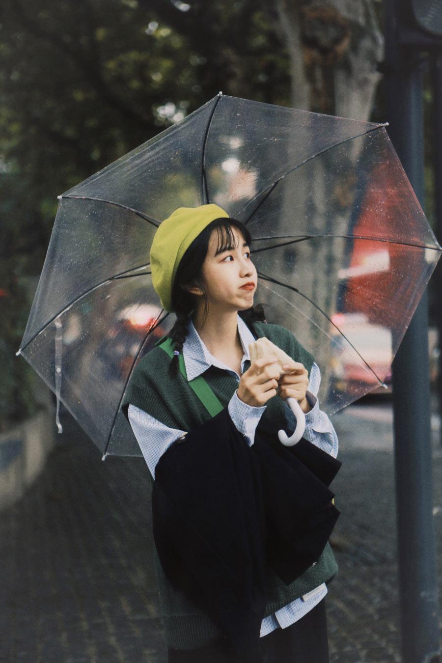 轻薄保暖!下雨天俱乐部