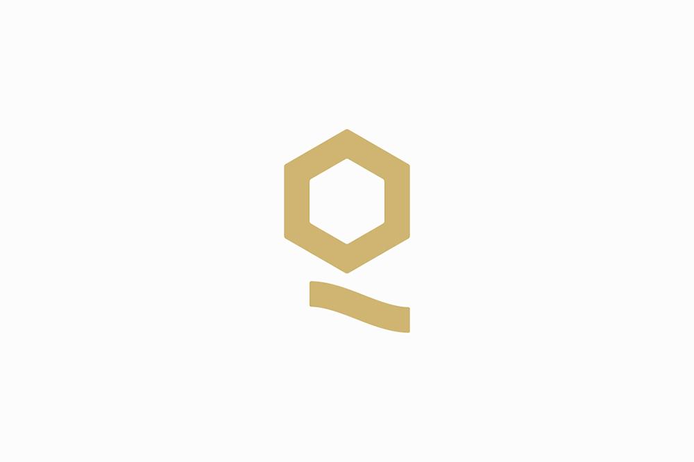 东亚现代风!42款简洁时尚Logo设计