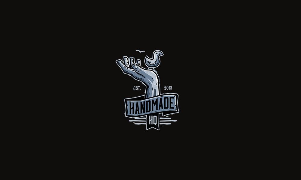卡通故事!38款生动人物Logo设计