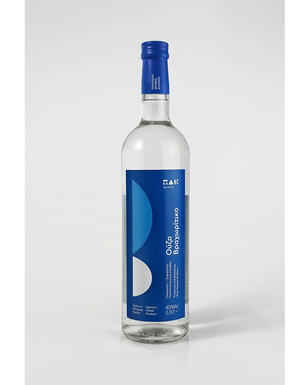 极简几何!酒类产品包装设计