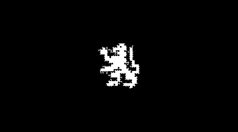 趣玩构成!26款单词图形Logo设计