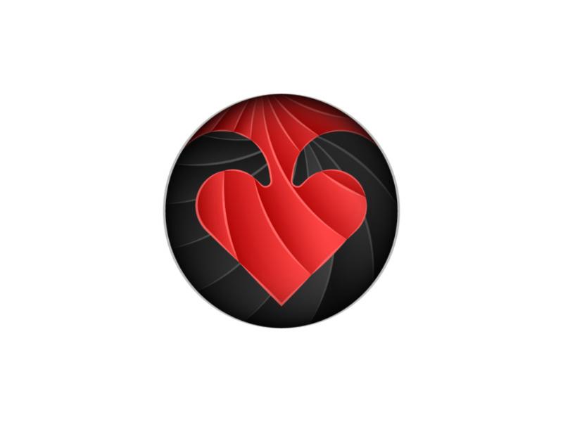 心心相惜!20款情人节Logo设计(下)
