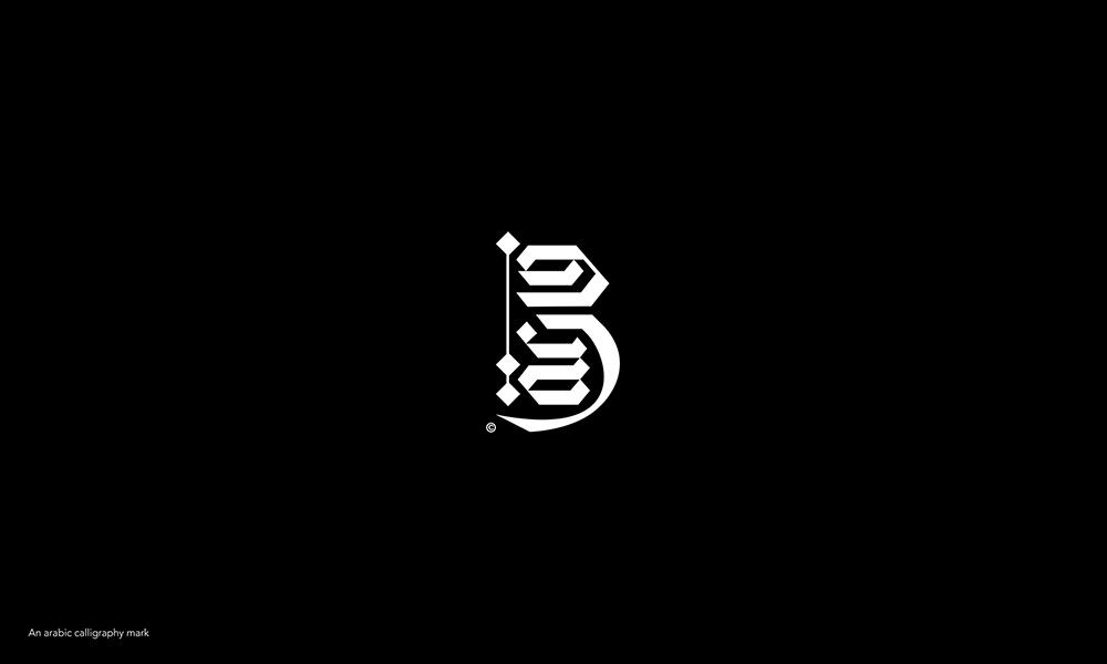 单色简洁!15款简明创意Logo设计