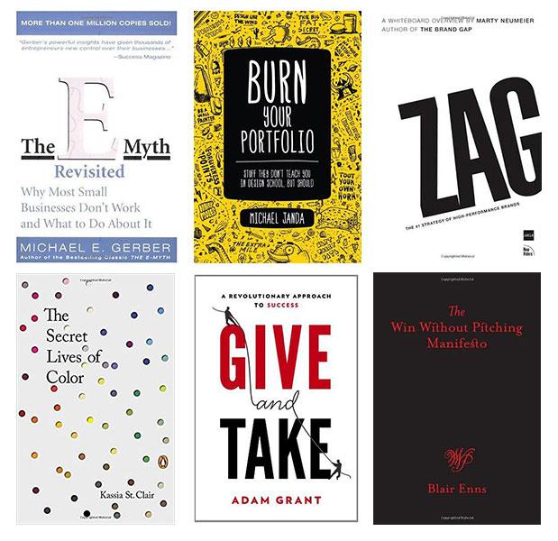 设计方法论!设计师应该看的非设计类书籍!