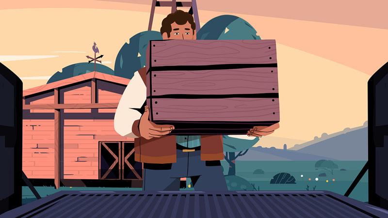 令人惊叹!12款动画插图灵感
