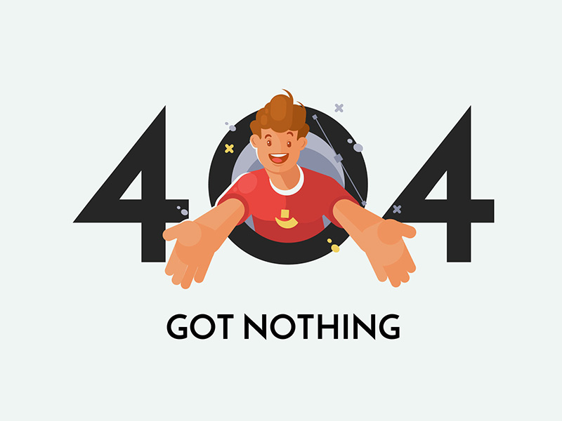 User-oriented up to the 404 page by Greg Lapin for The Designest in Design Articles