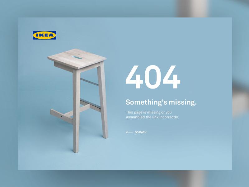 12组关于网站404灵感