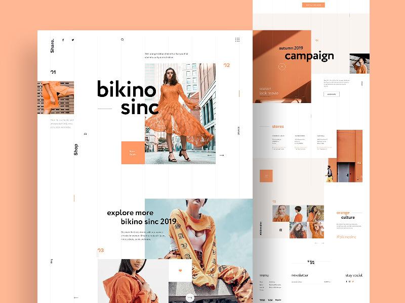 Broklin Onjei—Bikino Sinc Fashion -- Homepage