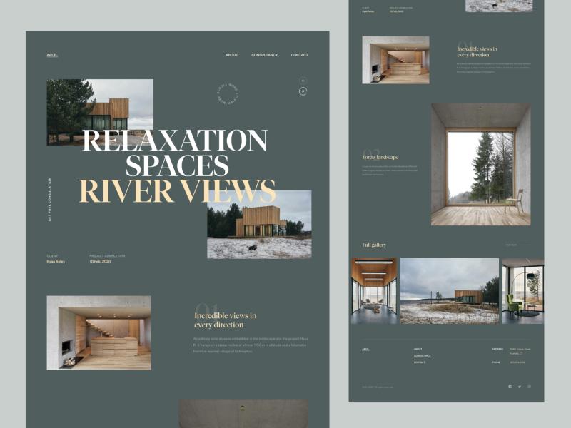 Adarsh Goldar—Residential Showcase Homepage