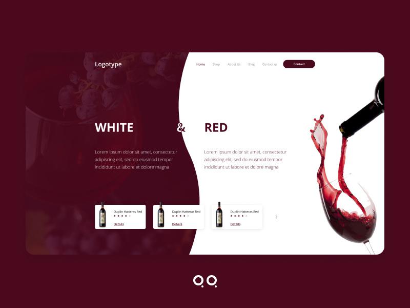 99ninjas Studio—Online wine shop - website design