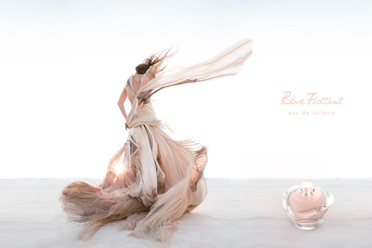 渐变的梦幻感!香水包装设计