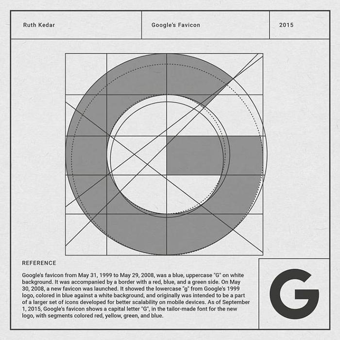 黄金比例网格!26款知名品牌Logo设计