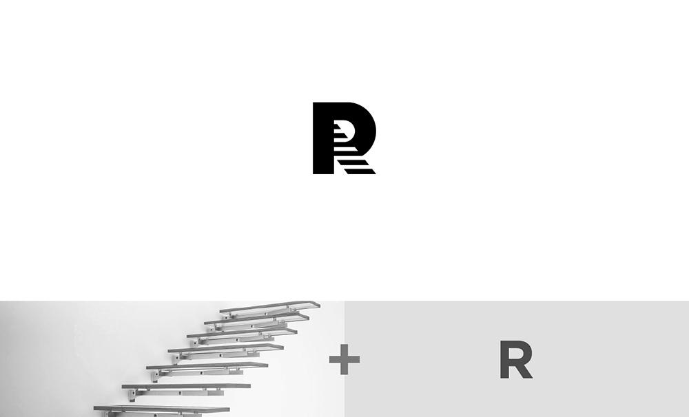 悉心呈现!24款联想与网格Logo设计