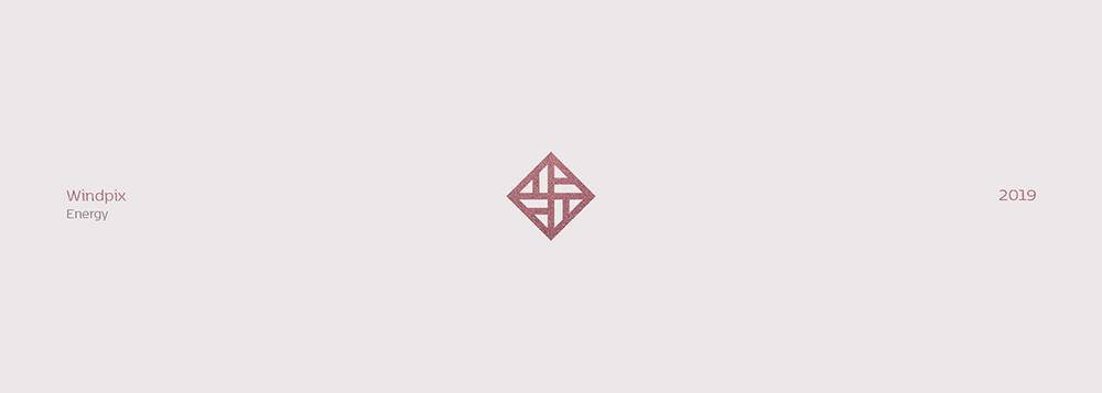 雅致大气!22款创意图形Logo设计