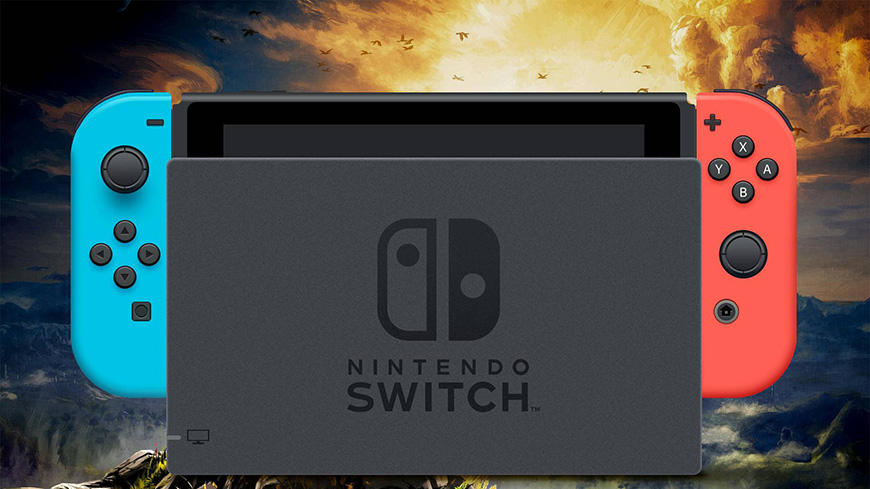 PS教程!教你制作Nintendo Switch拟物图标