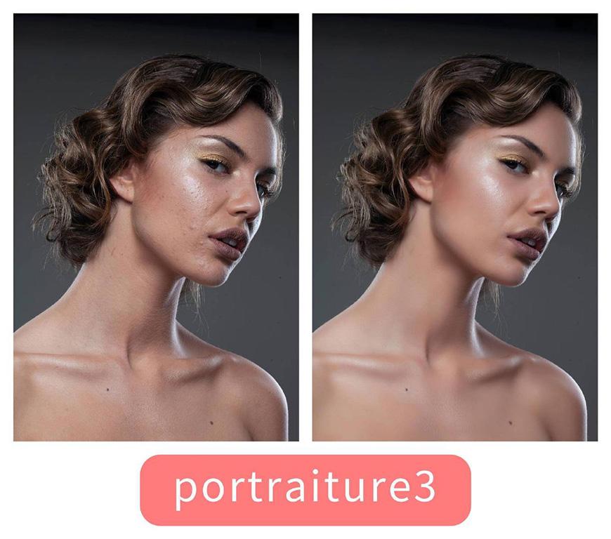 商业修图必学的磨皮法!一招提升你的照片质感
