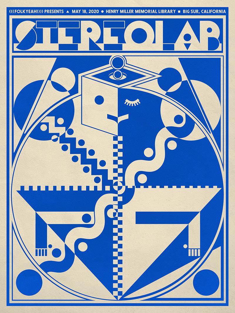 生动个性!16款复古插画海报设计